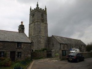 Parish Church of St. Just in Penwith